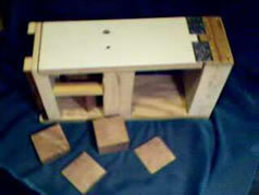 Balsa Wood Column Strength Testing Device Instructions - sample view of instructions