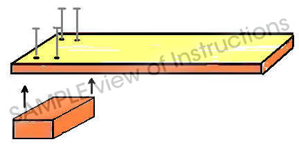 Balsa Wood Strength Tester - sample view of instructions